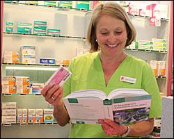 Andrea Kimmel (pharmazeutisch-technische Assistentin)